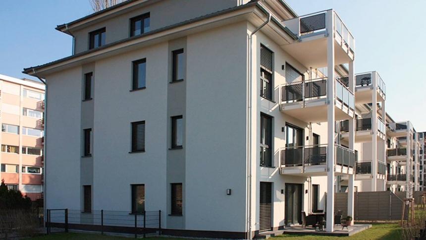 Mehrfamilienhäuser Kurfürstenstraße