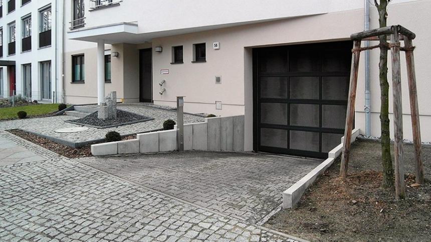 Mehrfamilienhaus Marschnerstraße