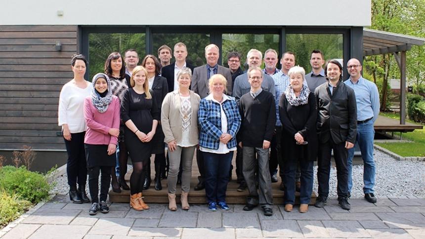 Fuchs+Partner Team